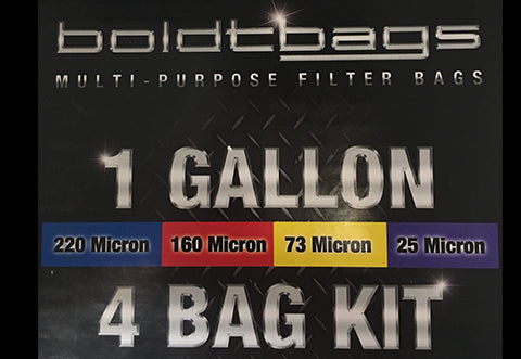 Boltbags Multi- Purpose Filter Bag 1 Gallon