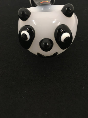 Panda Glass Hand Pipe