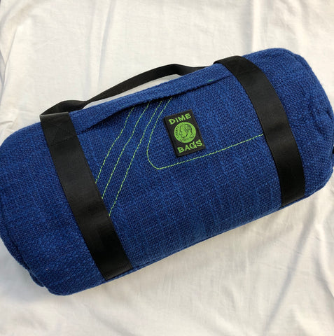 Large Padded Duffle Tube Dime Bag