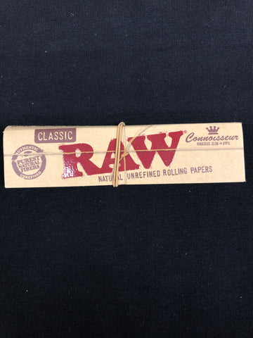 RAW Classic Connoisseur Pack (Papers/Tips, King Size Slim)