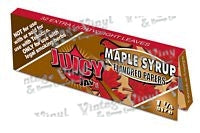 Juicy Jay's Maple Syrup Flavored 1 1/4 Size Rolling Papers