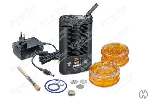 Portable MIGHTY Vaporizer Complete Set