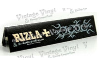 Rizla Black King Single Wide Size Papers