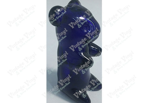 Apollo Glassworks Blue Gummy Bear Pipe