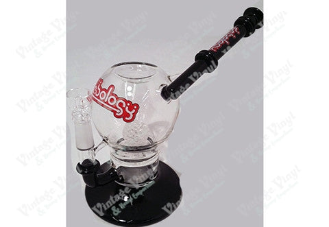 Dabology Black and Red Frit Mini Ball