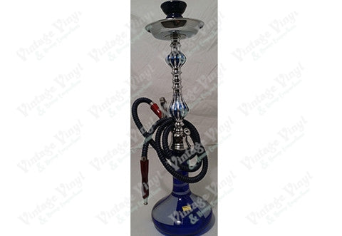 Blue Single Hose Royal Hookah