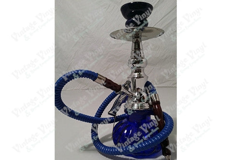 Blue Single Hose Hookah