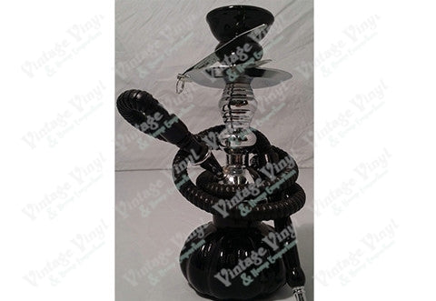 Black Single Hose Hookah