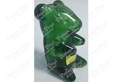 Apollo Glasswork Green Gummy Bear Pipe