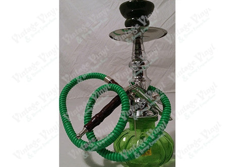 Green Single Hose Hookah