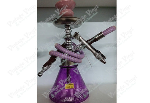 Pink Single Hose Beaker Hookah