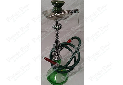 Green Single Hose Royal Hookah