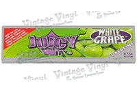 Juicy Jay's Superfine 1 1/4 White Grape Flavored Rolling Papers