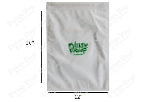 "Smelly Proof Bags - Extra Large (12"" X 16"")"