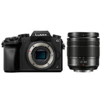 Panasonic Lumix DMC-G7MEG-K + 12-60mm / f3.5-5.6 Lens