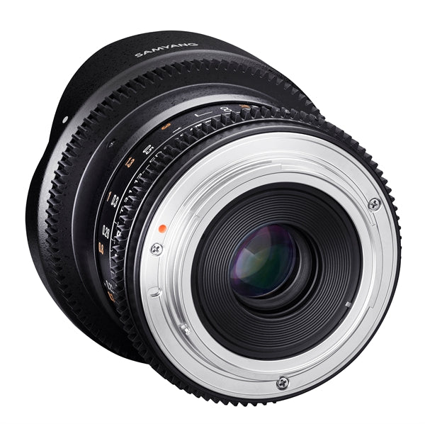 Samyang 12mm T3.1 VDSLR ED AS NCS fisheye Various Brands