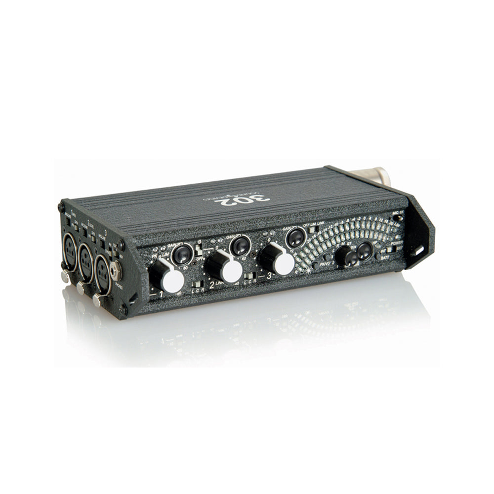 Sound Devices 302 - 3 kanaals fieldmixer