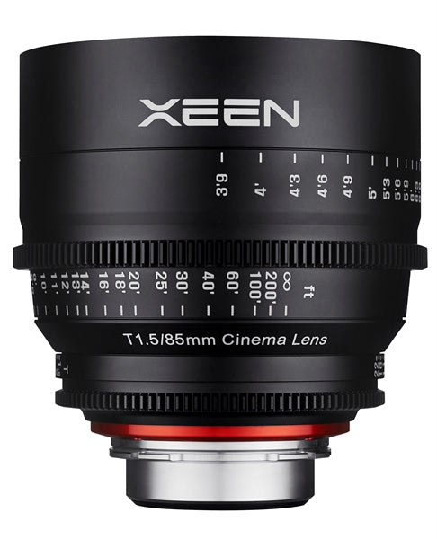 Samyang XEEN 85mm T1.5 FF cine Various Brands