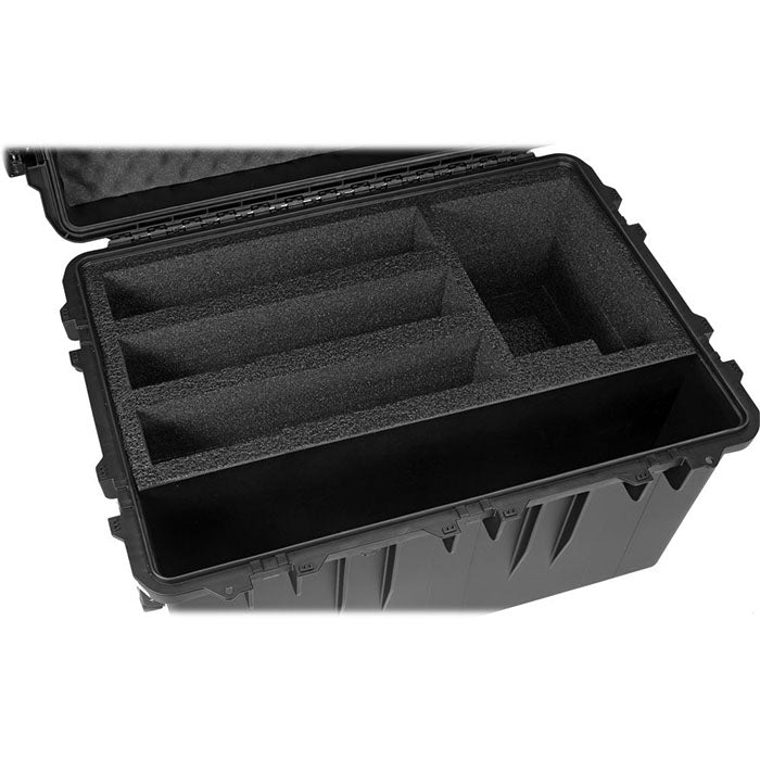 Litepanels Trio Travel Case met Cut Foam voor 3 Astra Lights