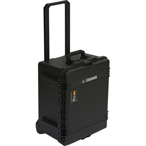 Litepanels Traveler Case Duo met Custom Foam voor 1 Astra Soft en 1 Astra