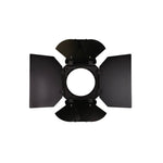 Litepanels Sola 6/Inca 6 4-Way 8-Leaf Barndoor