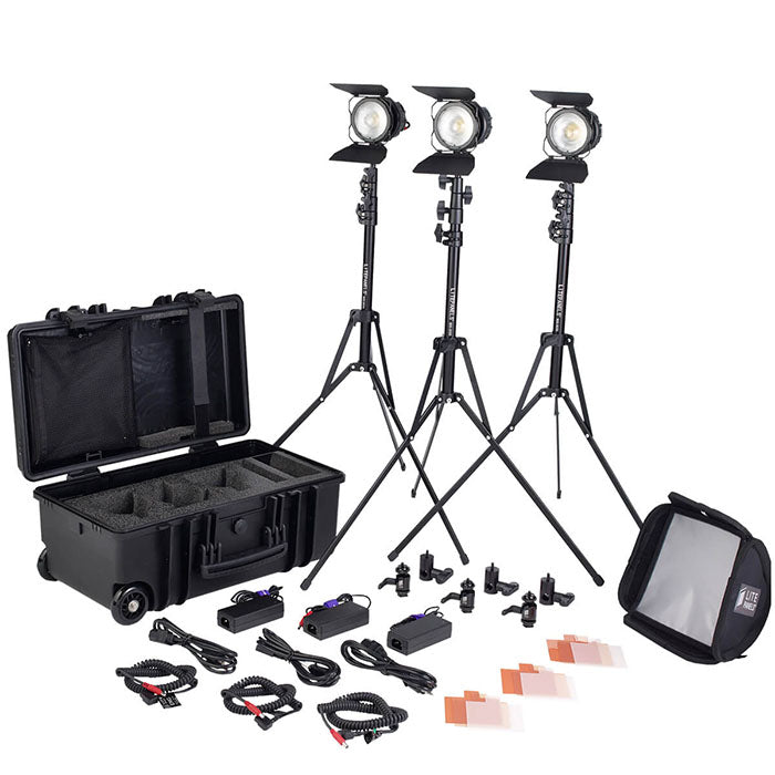 Litepanels Sola ENG Flight Kit