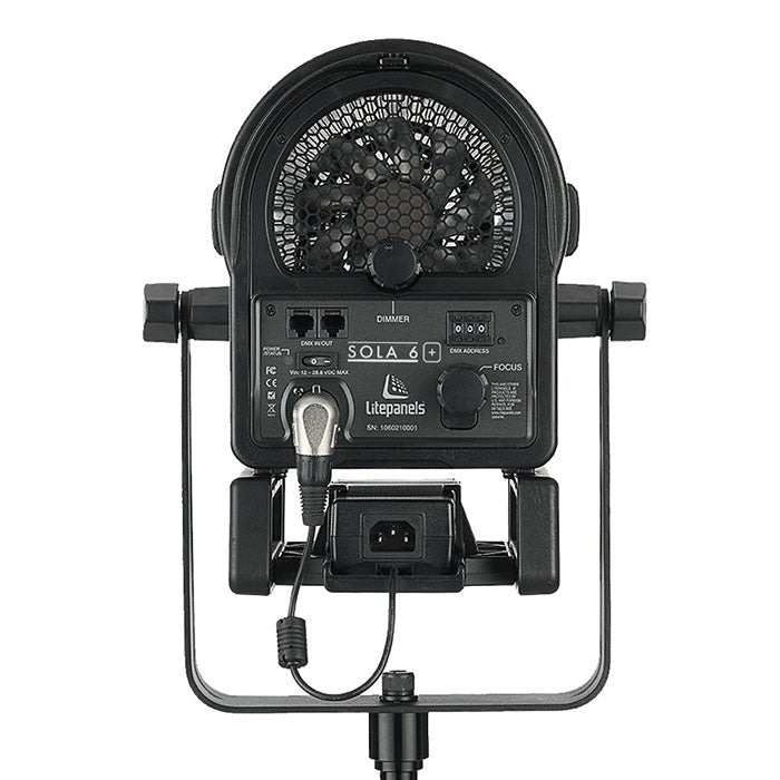 Litepanels Sola 6+ Daylight Fresnel
