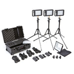 Litepanels Lykos Bi-Color Flight Kit