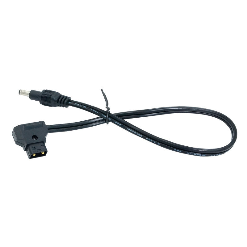 FXLion cable D-tap to power plug (Ф2.1mm-/5.5mm+)