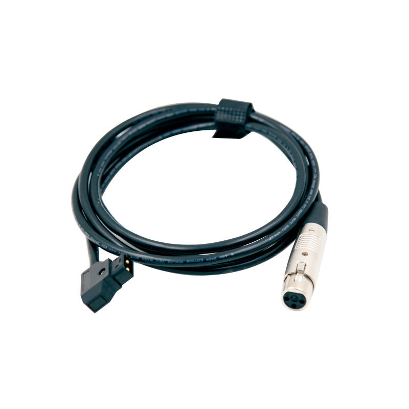 FXLion D-tap DC cable D-tap to XLR3 female