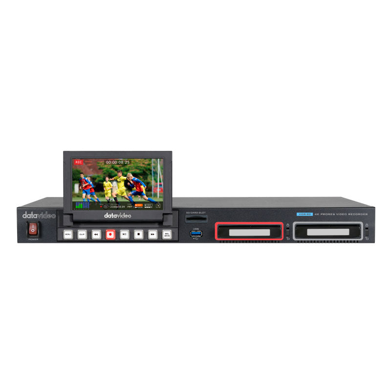 Datavideo HDR-90 ProRes 4K Video Recorder