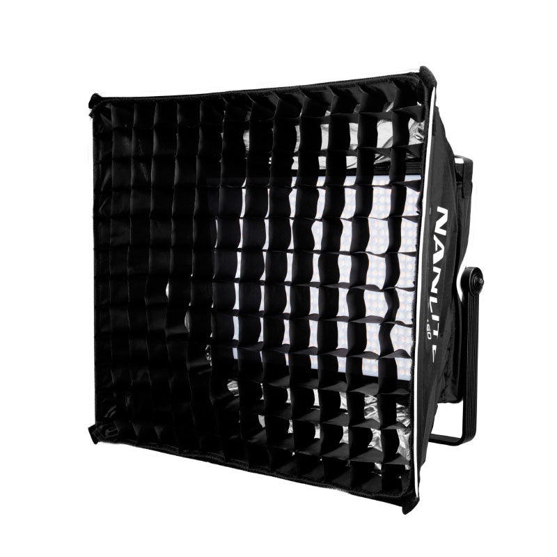 Nanlite Softbox for Mixpanel 150 (w/ Eggcrate grid)