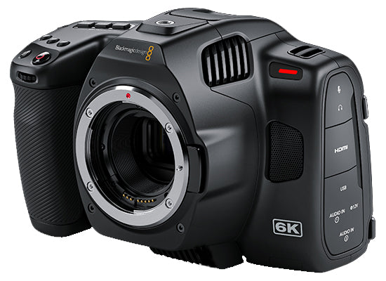 Blackmagic Design Pocket Cinema Camera Pro 6K