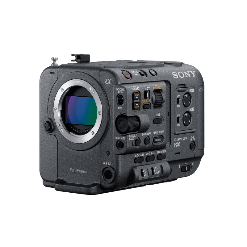 Sony ILME-FX6 Full Frame Cinema Line Camera