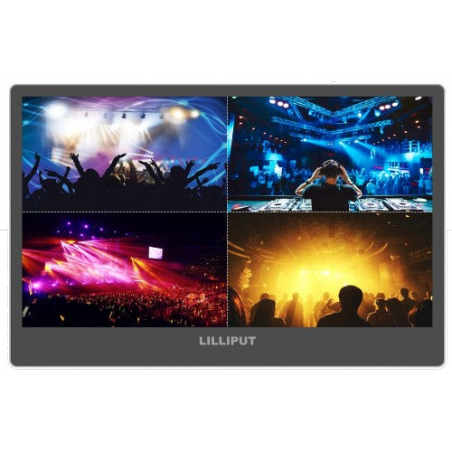 "Lilliput A12 12,5"" 4K Field Monitor QuadView"