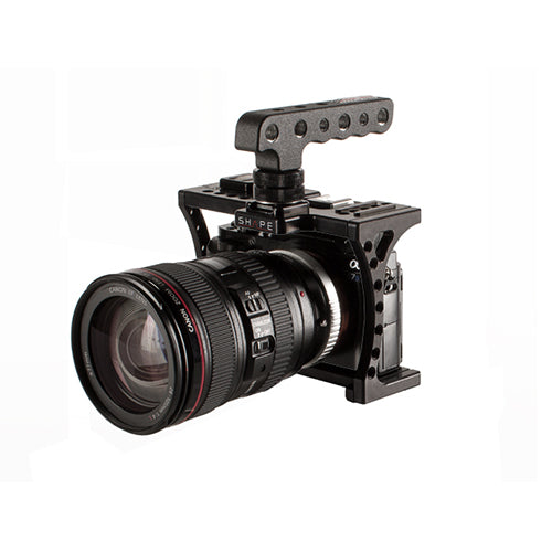 Shape Sony A7S Cage with Candy handle