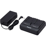 Panasonic AG-BRD50E Dual Battery Charger