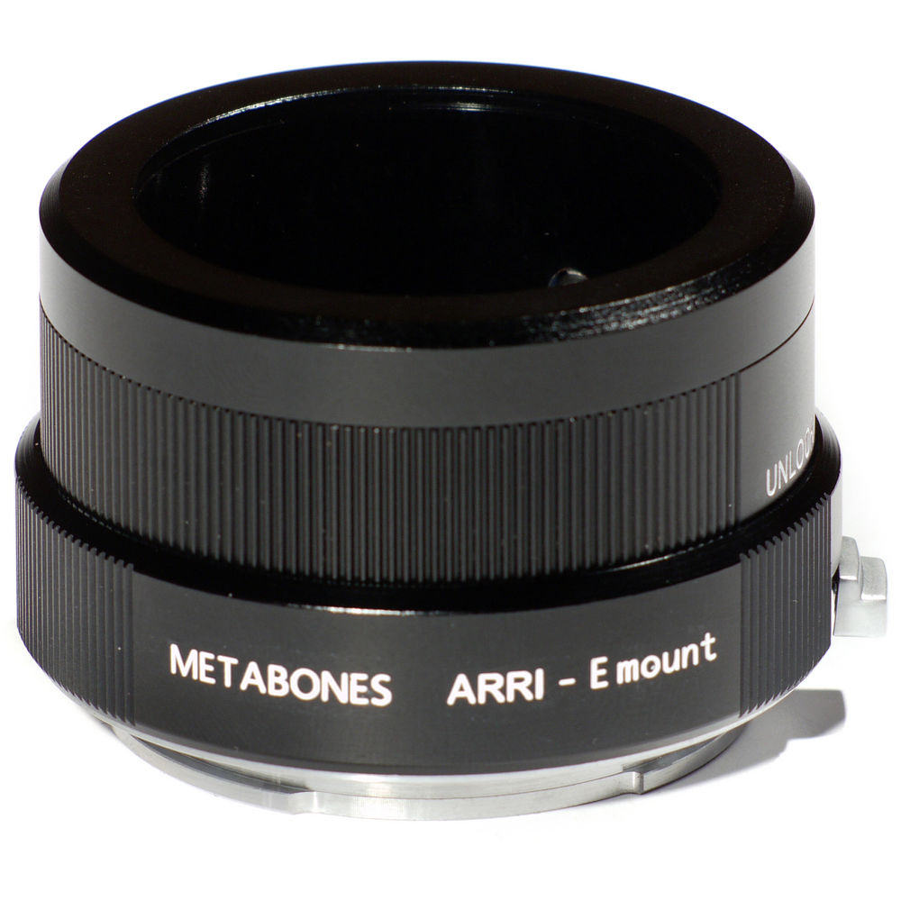 Metabones Arriflex Lens to Sony NEX (E-mount) Adapter