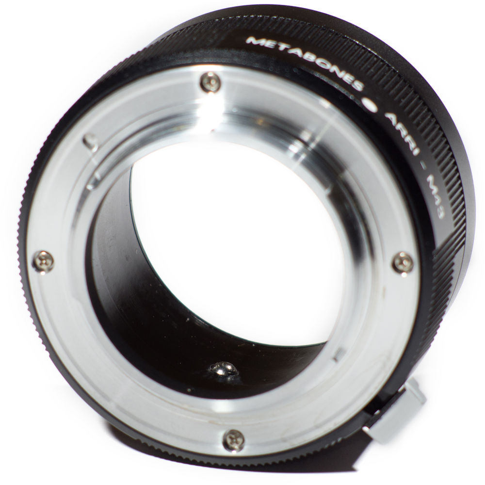 Metabones Arriflex Lens to Micro 4/3 Adapter