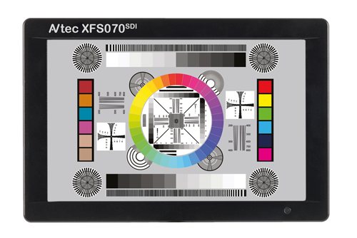 "AvTec XFS070SDI 7"" HD Field Monitor"