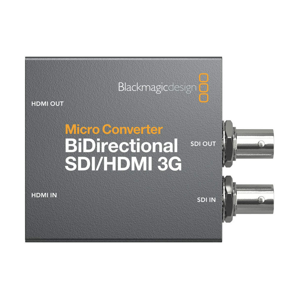 Blackmagic Design Micro Converter BiDirectional SDI/HDMI 3G excl. PSU