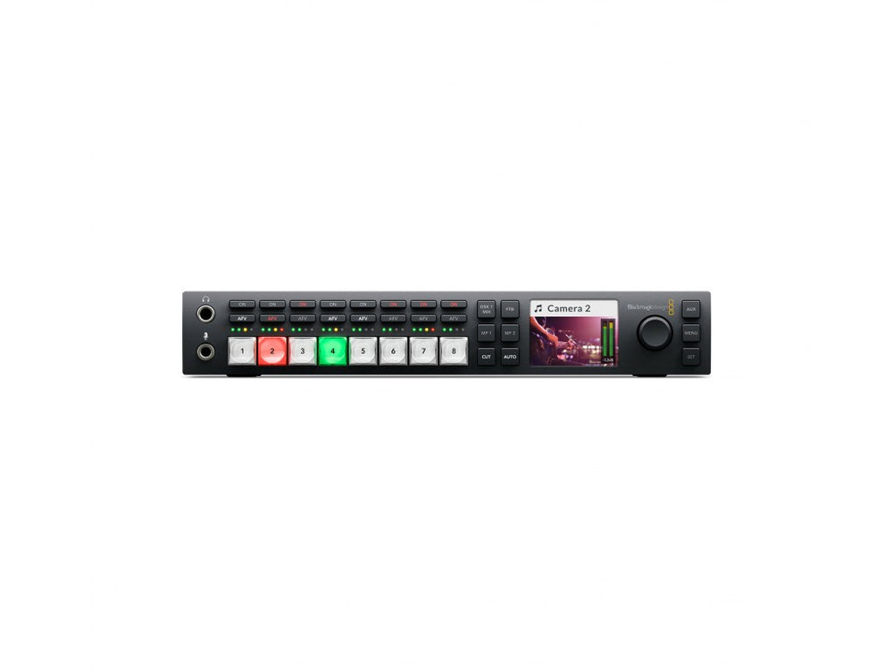 Blackmagic Design ATEM Television Studio HD Verhuur