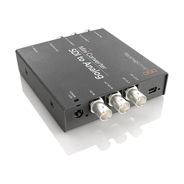 BlackMagic Design Mini Converter SDI naar Analoog
