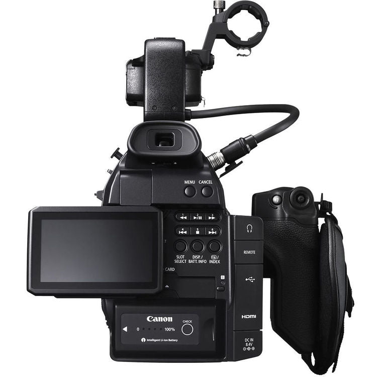 Canon EOS C100 Cinema Camera (EF Mount)