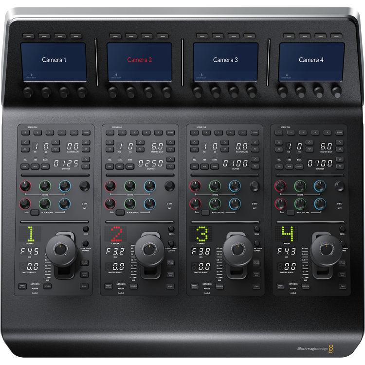 BlackMagic Design ATEM Camera Control Panel verhuur