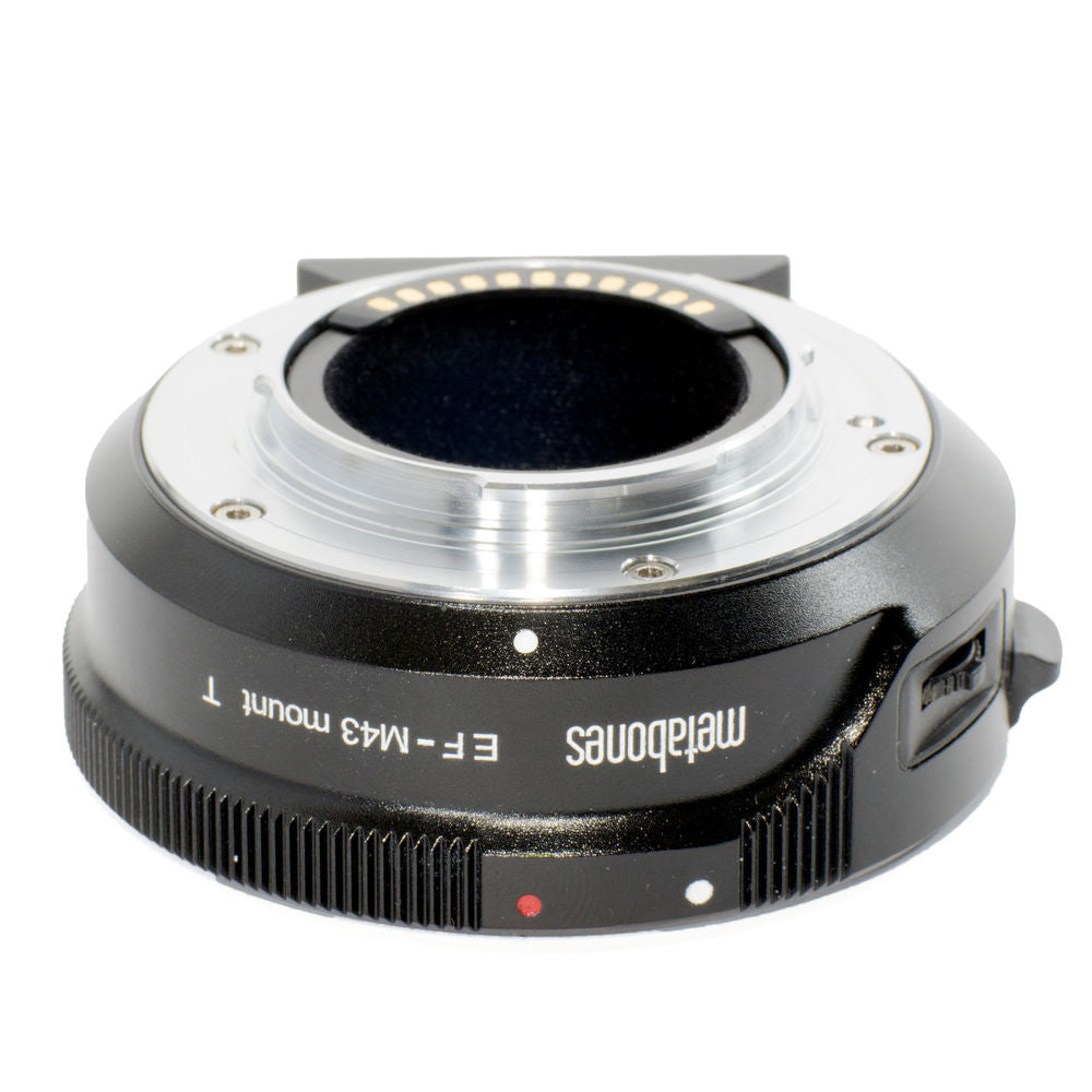 Metabones Canon EF Lens to Micro Four Thirds T Smart Adapter