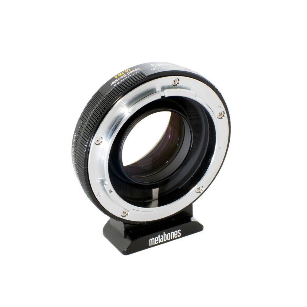 Metabones Canon FD Lens to Sony NEX (E-Mount) Speed Booster ULTRA (0.71x)