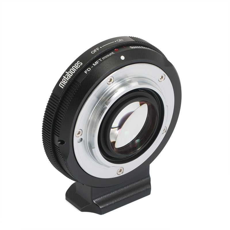 Metabones Canon FD to Micro Four Thirds Speed Booster ULTRA (0.71x)