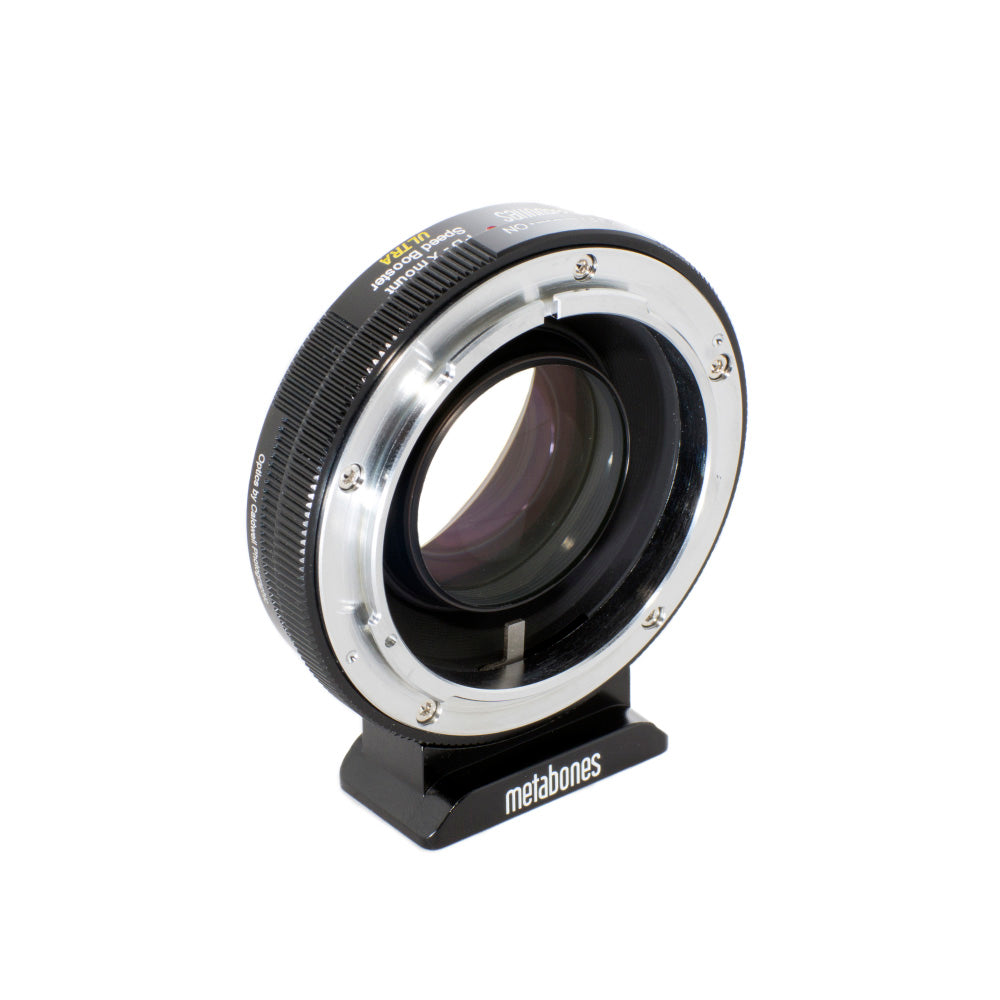 Metabones Canon FD Lens to Fujifilm X-Mount Camera Speed Booster ULTRA (0.71x)