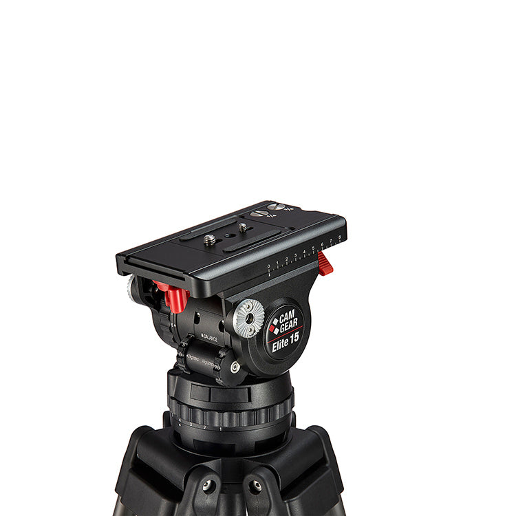 Camgear Elite 15 Fluid Head